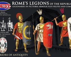 Rome's Legions of the Republic set 2