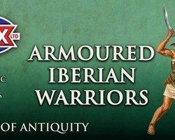 Armoured Iberian Warroirs
