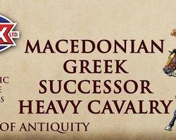 Macedonian Greek Successor heavy Cavalry
