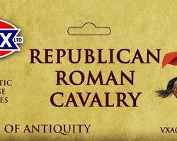 Roman Cavalry (Republican)