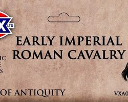 Roman Cavalry (Early Imperial)