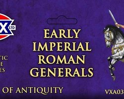 Roman Generals (Early Imperial)
