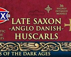 Late Saxons - Anglo Danes Huscarls