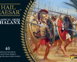 Classical Greek Phalanx