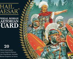 Roman Preatorian Guard (Imperial)