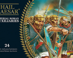 Roman Auxillary infantry (Imperial)