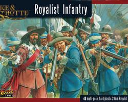 ECW Royalist infantry