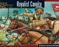 ECW Royalist cavalry