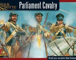 ECW Parliament cavalry