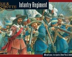 Pikes & Shotte Infantry Regiment