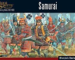 Samurai on foot