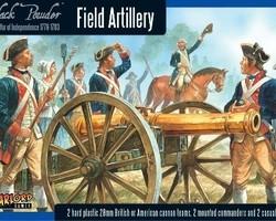Field Artillery + Command