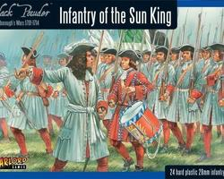 Infantry of the Sun King 1701-1714
