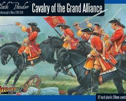 Cavalry of the Grand Alliance 1701-1714