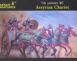 Assyrian chariot