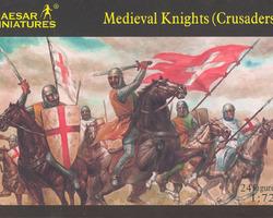 Crusaders  (medieval knights)