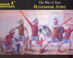 Mycenaean army