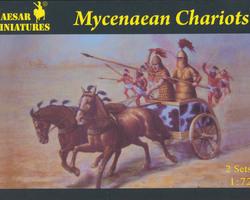 Mycenaean chariots
