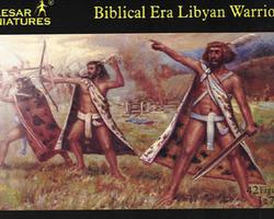 Lybian warriors