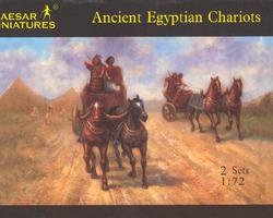 Egyptian chariots