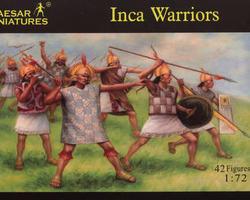 Inca warriors