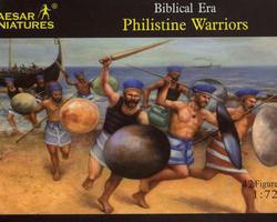 Philistine warriors