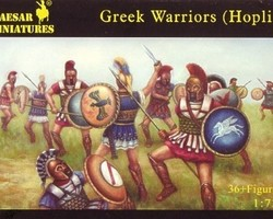 Greek warriors Marathon