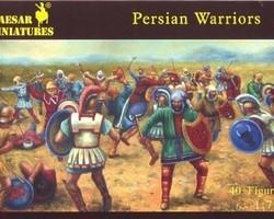 Persian warriors Marathon