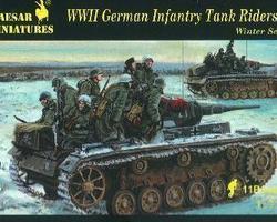 German tankriders set 2 winter