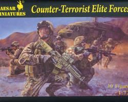 Counter-terrorist Elite Forces Modern