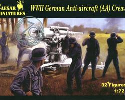 German Anti-aricraft crews