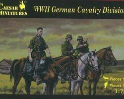 German cavalry division