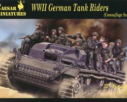 German tankriders