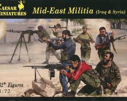 Mid-East militia (Iraq & Syria)