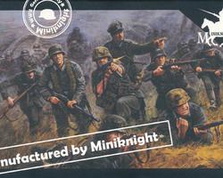 German infantry combat team 1941-43
