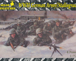 German Army in Stalingrad