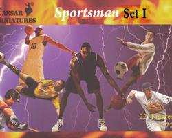 Sportsmen: football players