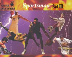 Sportsmen: Baseball players
