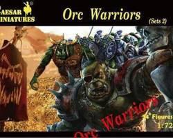 Orc warriors set 2