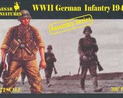 German infantry 1943