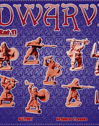 Dwarfs set 1