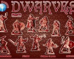 Dwarfs set 2