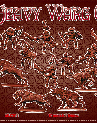 Warg Orcs heavy cavalry