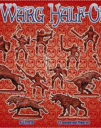 Warg- Half Orcs