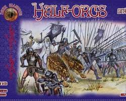 Half Orcs set 4