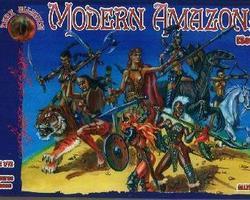 Modern Amazons set 1