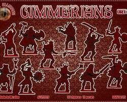 Cimmerians set 2