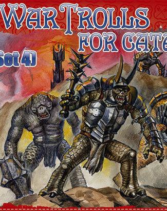 War Trolls set 4 for Catapult