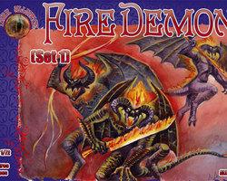 Fire Demons set 1