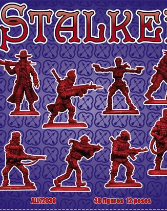 Stalkers set 1